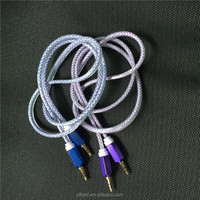 High Quality Auxiliary Cable Male to Male Audio 3.5mm Cable For Smart Phone