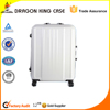 White high quality polo luggage,new style suitcase