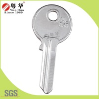 Factory price wholesale brass door key blank by key machine