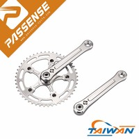 Quality 2016 New Fixed Gear Bike Steel Bicycle Crank Set