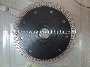 125X12X22.23mm circular saw blade, diamond saw blade for granite