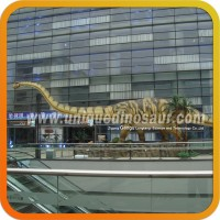 Giant Inflatable Dinosaur Animated Christmas Decorations