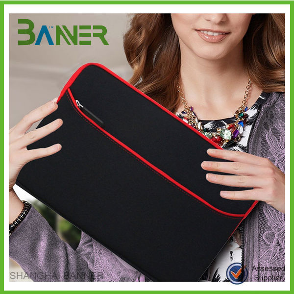 Wholesale neoprene shockproof cover laptop sleeve case