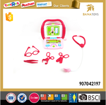 Hot Selling Banatoys Kids Doctor Set with Light and Music