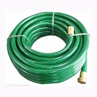 PVC high quality and colorful soft elastic garden water hose