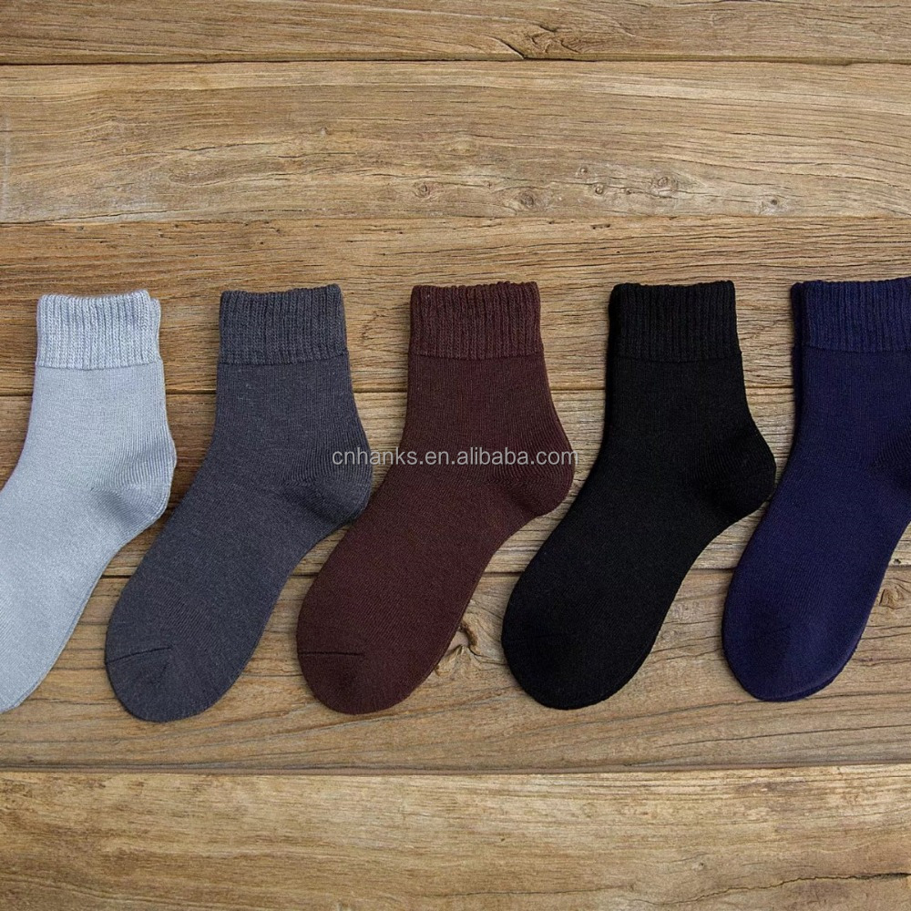 wool socks for men winter socks wholesale