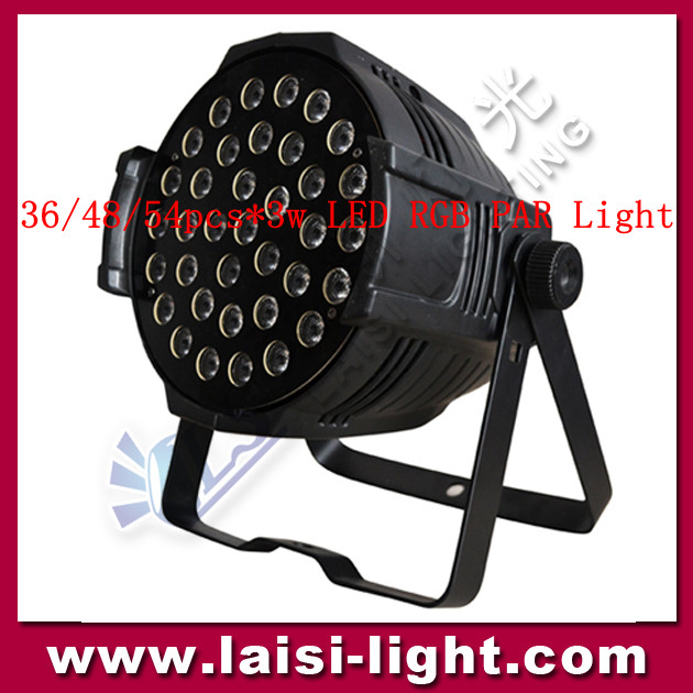 Guangzhou Factory Sales Indoor 36pcs Led Par Light,High Power 36pcs RGB led Par Light Dj Equipment