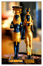2014 China Supplier hot new products Pharaoh furnishing articles wholesale egyptian figurines in resine
