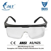 2015 fancy glasses frame, safety glasses with CE, anti-scratch glasses