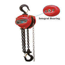 Cheap Hand Operated Lifting Tools 0.5T Chain Block Hoist