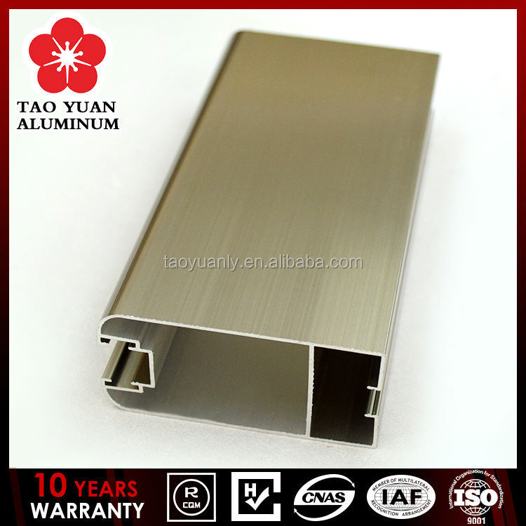 China factory aluminium doors and windows / aluminium sliding window / aluminium profile to make doors and windows