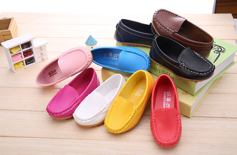 Boys Girls casual shoes soft and comfortable Flat school shoes breathable shoes