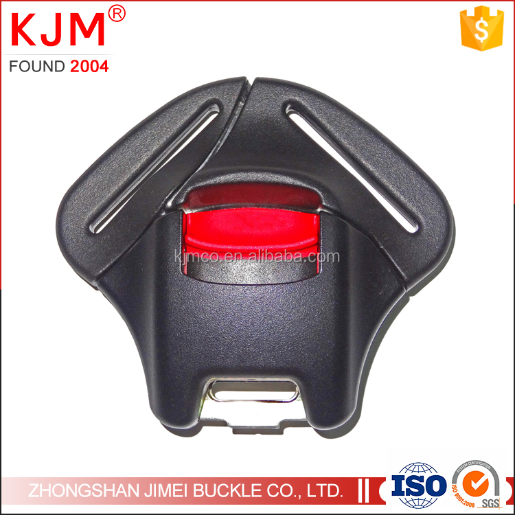 High quality wholesale plastic safety quick release buckle for car seat