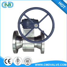 Dimensions 1/4 1/2 inch Forged steel RB Ball valve for control liquid nitrogen