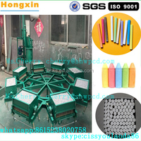Hot sale and material saving chalk making machine in china