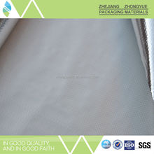 Mpet Woven Fabric aluminum foil cloth heat insulation for roof