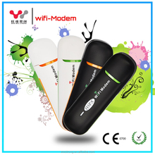 laptop sim card wifi modem 3g mobile wifi dongle