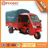 POMO-2015 high quality Steel Horse SH30.1 cargo tricycle with cabin