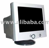 17 Inch Normal Flat CRT Monitors And Displays