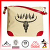 Hot Sell Fashion Handbag Canvas Bags Handbags with Skulls