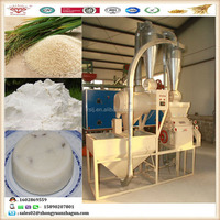 Small scale rice flour mill machines rice flour milling plant