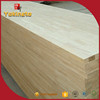 Natural pine wood furniture parts finger joint wood board supplier