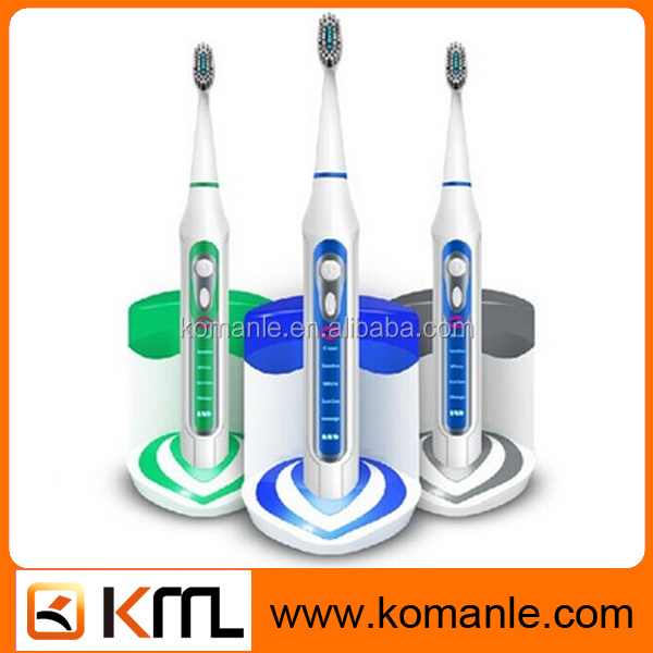 Wholesale Waterproof Rechargeable sonic electric toothbrush with uv sanitizer electric toothbrush heads for adult