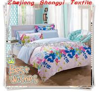 Microfiber Bedsheet /Polyester Bedding / Duvet Cover Sets