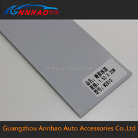 1.52*20m Size with Bubble Free Silver Matte Chrome Car Vinyl Wrap, Vinyl Matting