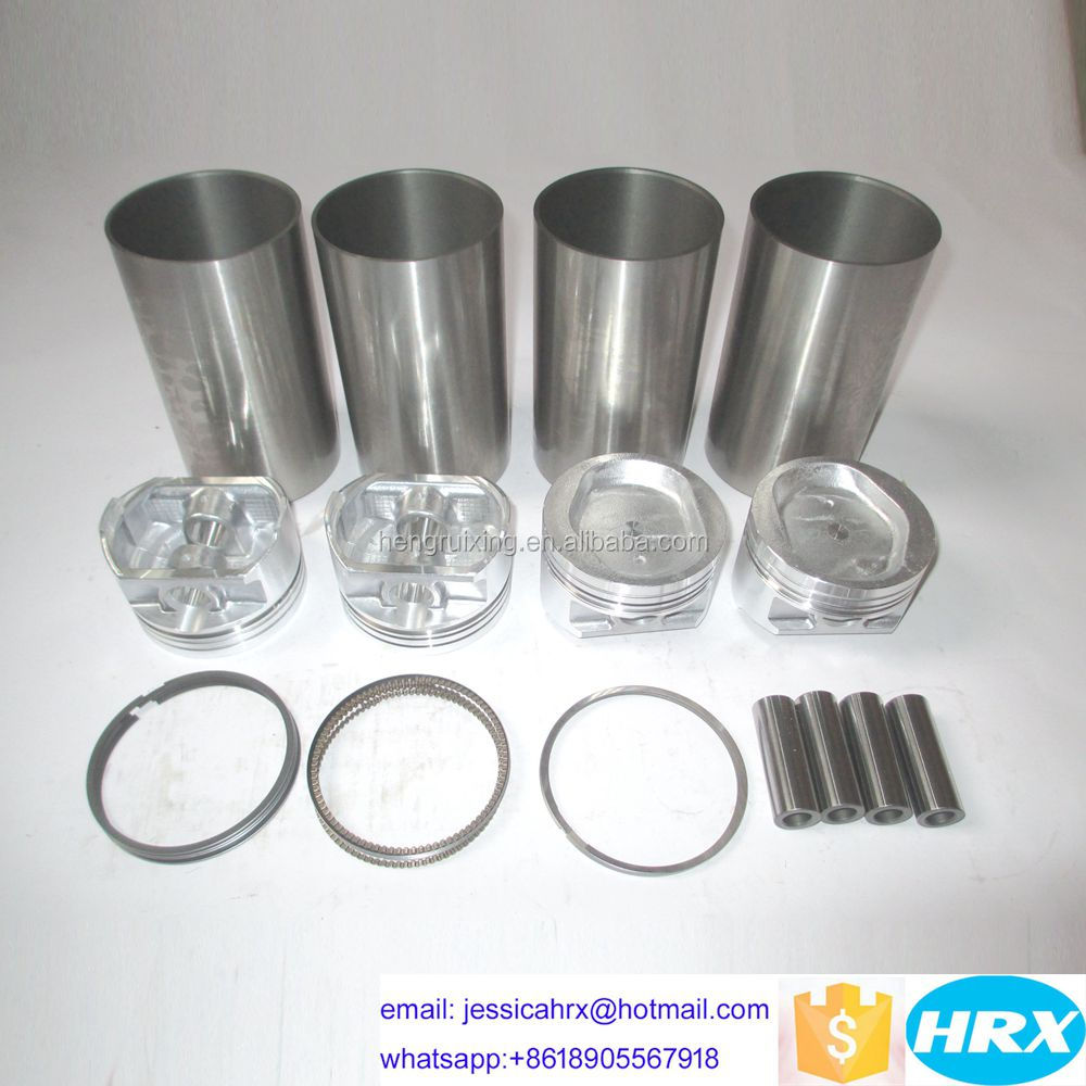 forkilift parts for <strong>Nissan</strong> K25 engine cylinder <strong>liner</strong> kits