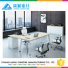 made in china office furniture melamine desktop office table executive ceo desk JK-01