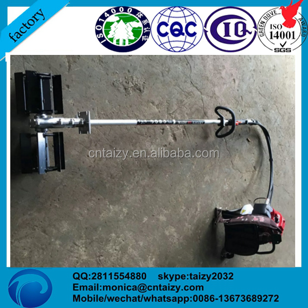 Customized logo factory directly provide high quality orchard power small weeder
