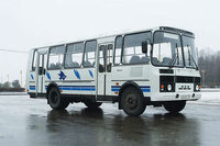 Paz bus and auto spare parts