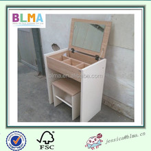 High quality and best prices plywood dressing table designs for bedroom furniture