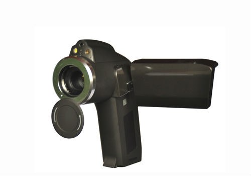 new fusion industrial thermal camera
