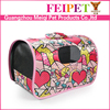 Popular PVC Dog Carrier Bag Wholesale Pet Travel Bag Carrier