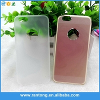 New arrival novel design 2 in 1 3d sublimation case for iphone 5/5s Fastest delivery