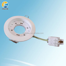 White/ Gold/ Silver GX53 Plastic Socket for GX53 Cabinet LED Light