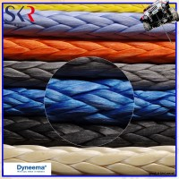 dyneema winch rope various colors