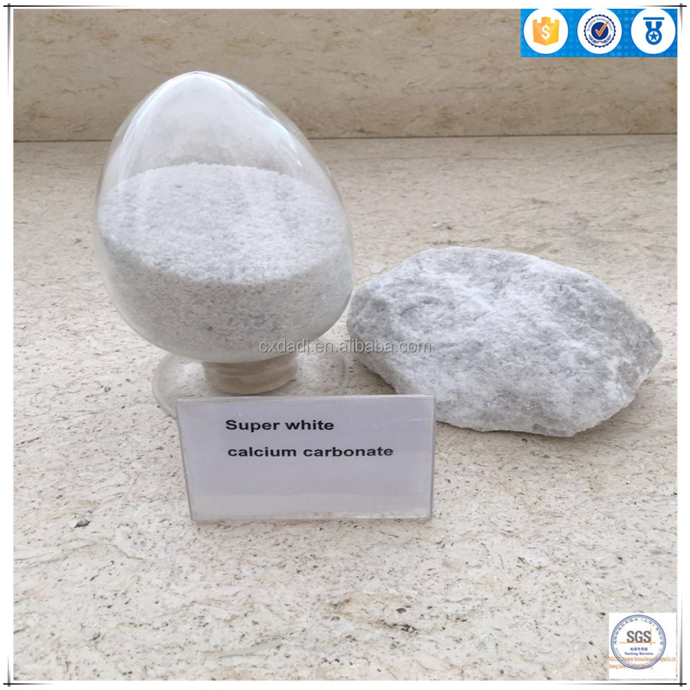 good quality top rated 400 mesh heavy calcium carbonate,factory direct produce