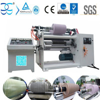 Ultra-narrow Width PE Film Slitting Rewinding Machine