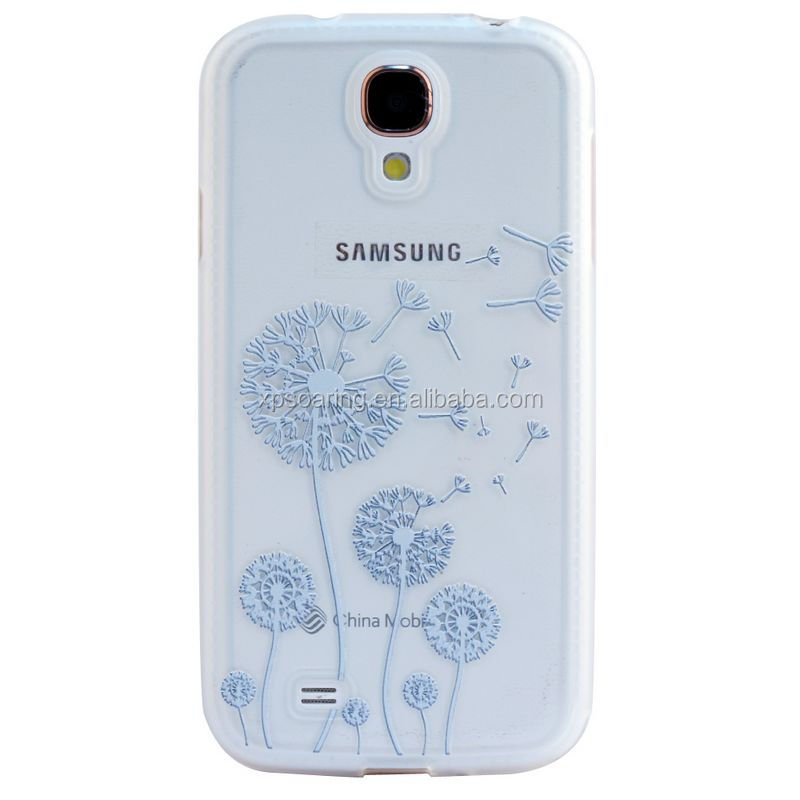 Frost tpu case back cover for Samsung Galaxy S4 I9500, Cellphone gel case for Samsung i9500