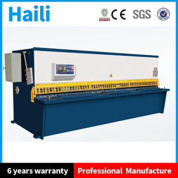 customized design shearing machine with CE