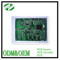 ROHS OEM High quality HASL hard gold electric irons pcb design