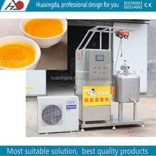 small fresh egg liquid pasteurization /egg liquid pasteurizer /milk pasteurization machine