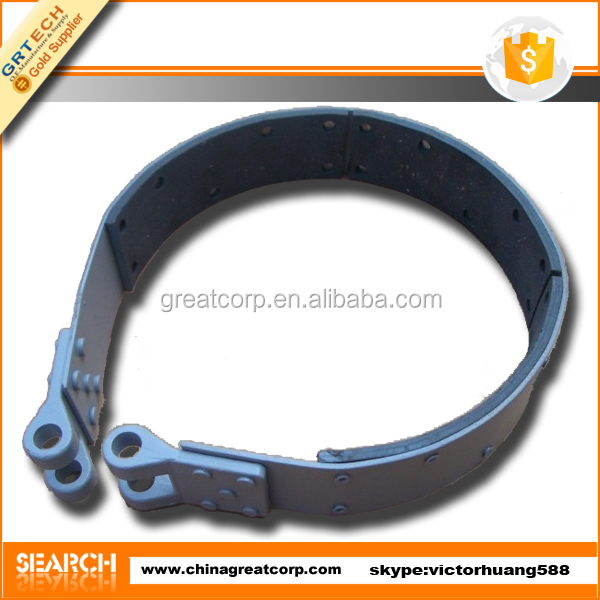 Tractor spare parts brake band for Fiat 480, 640