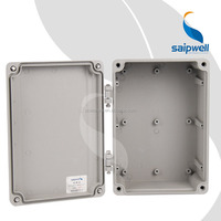 Aluminum enclosure panel board sizes outdoor with hinged