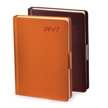 Fashionable Design A6 Size Leather Notebook Cover