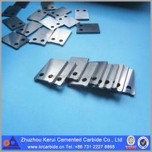 Woodworking carbide insert for shaper cutter, carbide profiling knife