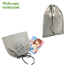 KID Custom cute colored kids nylon polyester nonwoven drawstring gift bag
